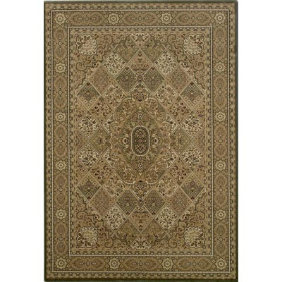 Couristan Everest 5 x 8 Kerman Panel New Khaki 3794/5947