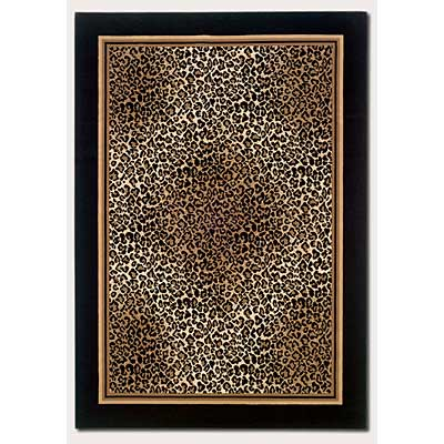 Couristan Everest 2 x 4 Leopard 0558/5861