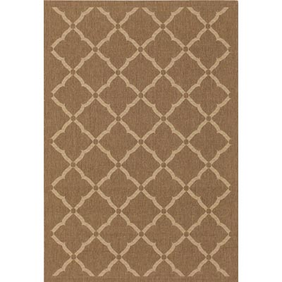 Couristan Five Seasons 9 x 13 Sorrento Gold Cream 3077/0029