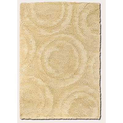 Couristan Focal Point 2 x 10 Runner Erosion Ivory 2636/6074