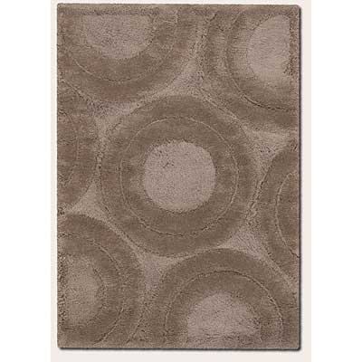 Couristan Focal Point 3 x 5 Erosion Mocha 2636/6081