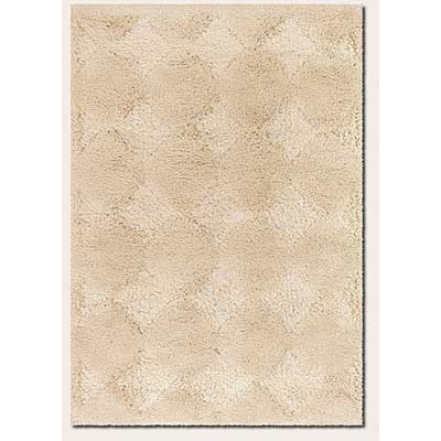 Couristan Focal Point 2 x 6 Runner Precision Ivory 3470/6071