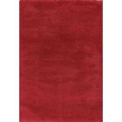 Couristan Focal Point 5 x 8 Solids Red 2236/6275