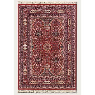 Couristan Gem 2 x 9 Runner Royal Heriz Persain Red 8507/1869
