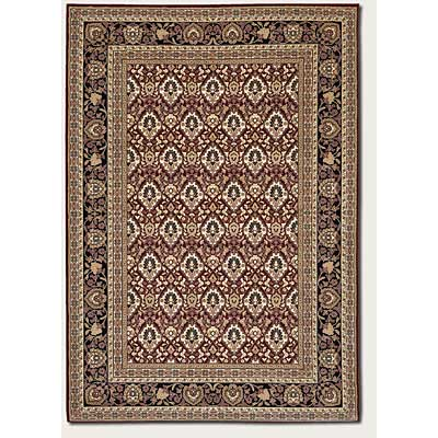 Couristan Izmir 2 x 4 Royal Palmette Persian Red 7042/0002