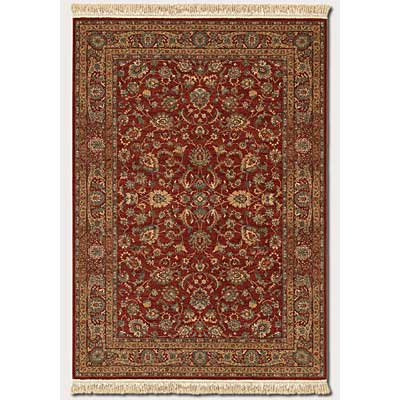 Couristan Kashimar 3 x 14 Runner Ispaghan Antique Red 1066/3089