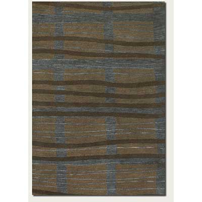 Couristan Kenya 9 x 13 Harmattan Blue Brown 8205/6711