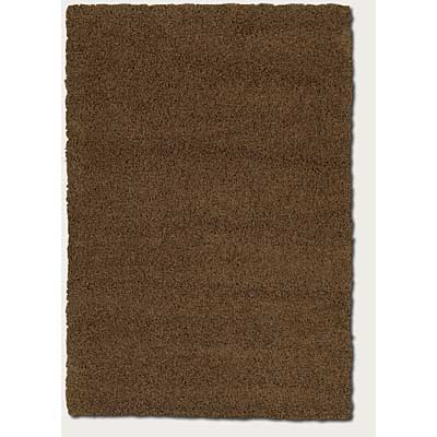 Couristan Luxus 7 x 10 Luxus Chocolate 1511/6456