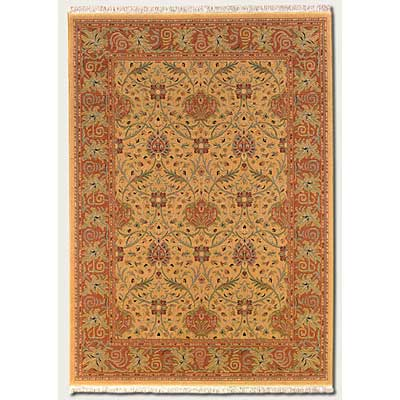 Couristan Mirage 4 x 6 Fantasia Apricot 9871/0003