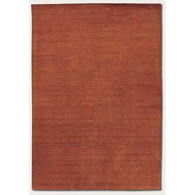 Couristan Mystique 8 x 10 Aura Burnished Rust 0596/0003