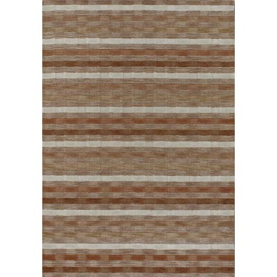 Couristan Mystique 5 x 8 Quadra Brown Multi 0571/0556