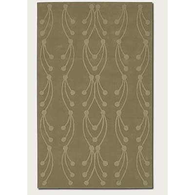 Couristan Nouveau 3 x 5 Willow Green 3388/0634