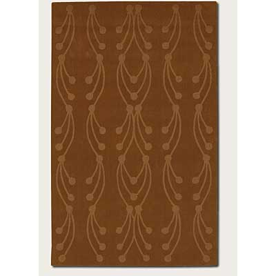 Couristan Nouveau 3 x 5 Willow Natural Brown 3388/0304