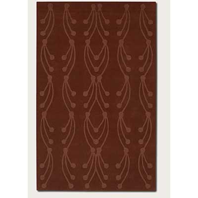 Couristan Nouveau 3 x 5 Willow Plum 3388/0003