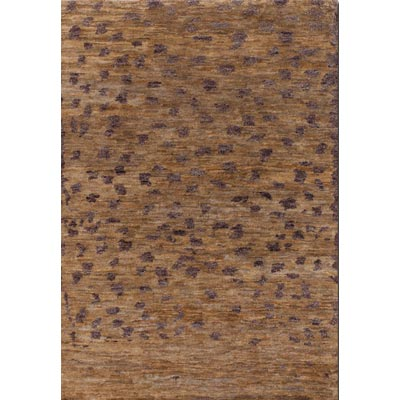 Couristan Organique 4 x 6 Rock Falls Russet Black 4545/0200