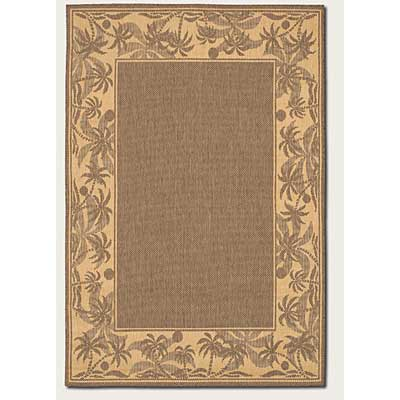 Couristan Recife 5 x 8 Island Retreat Beige Natural 1222/0722