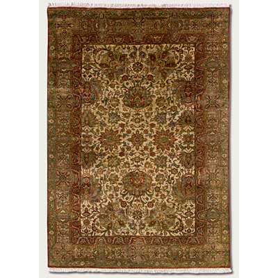 Couristan Royal Imperial 10 x 14 Kochi Ivory 3900/0015