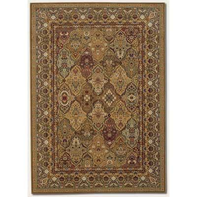 Couristan Royal Kashimar 7 x 10 Persian Panel Hazelnut 8042/9342