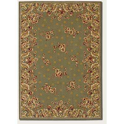 Couristan Royal Luxury 2 x 5 Ashford Sage 1336/0006