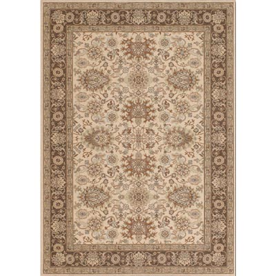 Couristan Samarra 5 x 8 Royal Herati Cream 3191/0191