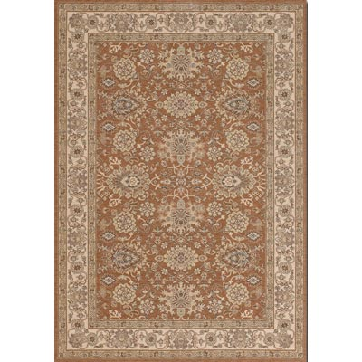 Couristan Samarra 5 x 8 Royal Herati Terra Cotta 3191/0311