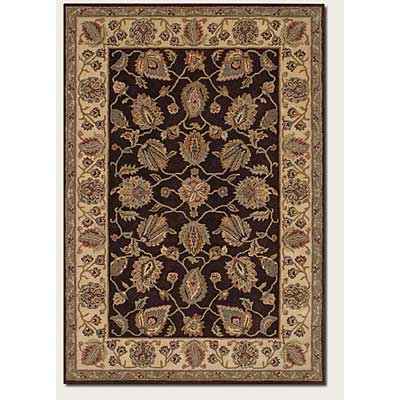 Couristan Souri 4 x 6 Mahi Brown 0031/1121