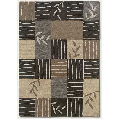 Couristan Super Indo-Natural 3 x 5 Canna Linen Beige 2150/4000