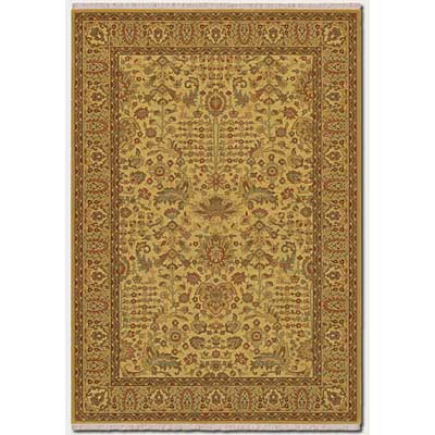 Couristan Taj Mahal 6 x 8 Khorasan Autumn Wheat 7368/9875