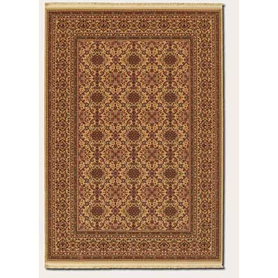Couristan Taj Mahal 2 x 5 Yezd Autumn Wheat 7389/1410