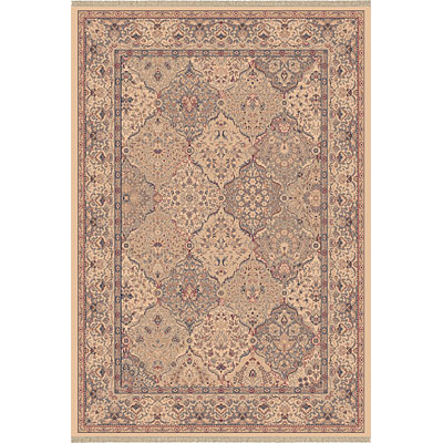 Dynamic Rugs Ancient Garden 8 x 11 Blue 53101-998