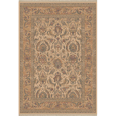 Dynamic Rugs Ancient Garden 8 x 11 Creme 5004-110