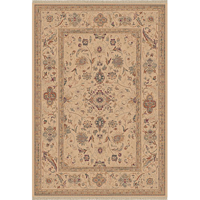 Dynamic Rugs Ancient Garden 8 x 11 Creme 5006-110
