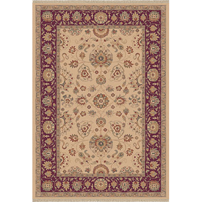 Dynamic Rugs Ancient Garden 8 x 11 Creme 5050-113
