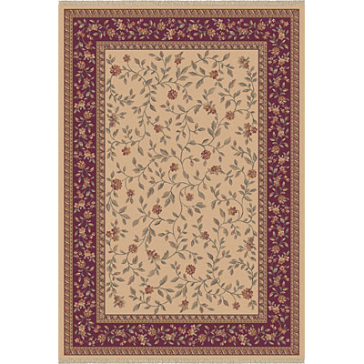 Dynamic Rugs Ancient Garden 8 x 11 Creme 5078-113