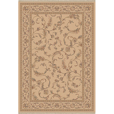 Dynamic Rugs Ancient Garden 2 x 4 Creme 5088-110