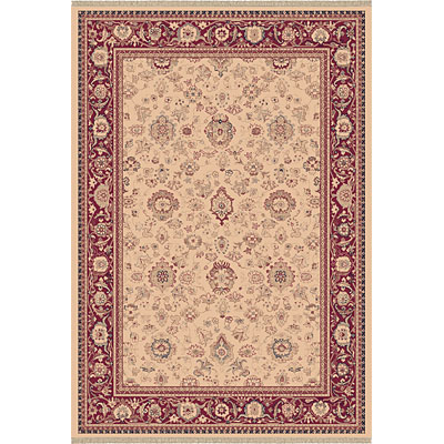 Dynamic Rugs Ancient Garden 8 x 11 Ivory 53123-118
