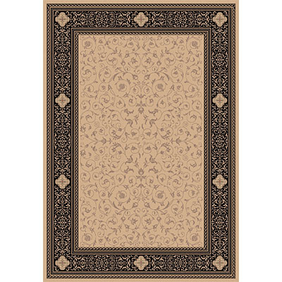 Dynamic Rugs Ancient Garden 2 x 4 Ivory 6563-190