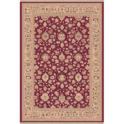 Dynamic Rugs Ancient Garden 8 x 11 Red 53123-338