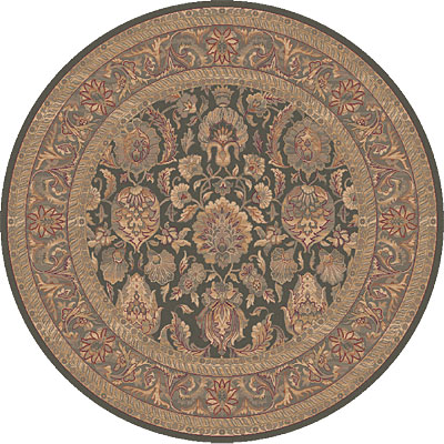 Dynamic Rugs Ancient Garden 5 Round Antique 5004-440