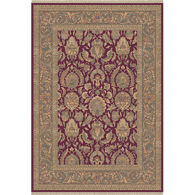 Dynamic Rugs Ancient Garden 8 x 11 Ruby 5004-330