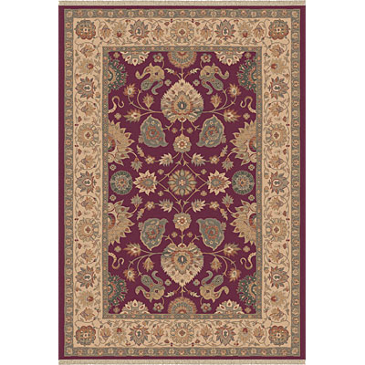 Dynamic Rugs Ancient Garden 8 x 11 Ruby 5050-330