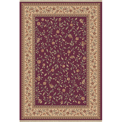 Dynamic Rugs Ancient Garden 8 x 11 Ruby 5078-330