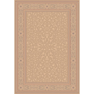 Dynamic Rugs Ancient Garden 2 x 4 Tan 6563-118