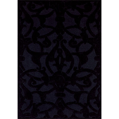 Dynamic Rugs Aria 5 x 8 Black 1109-090