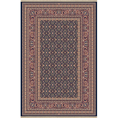 Dynamic Rugs Brilliant 7 x 10 Navy 72240-520