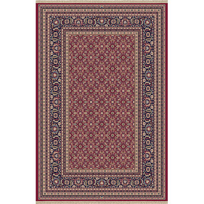 Dynamic Rugs Brilliant 7 x 10 Red 72240-330