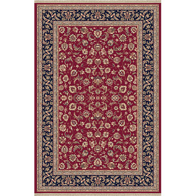 Dynamic Rugs Brilliant 7 x 10 Red 72284-331