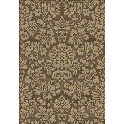 Dynamic Rugs Eclipse 7 x 10 Brown 67013-3676