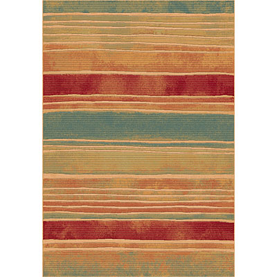 Dynamic Rugs Eclipse 8 x 11 Multi 68081-9090