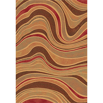 Dynamic Rugs Eclipse 7 x 10 Spice 68141-3030